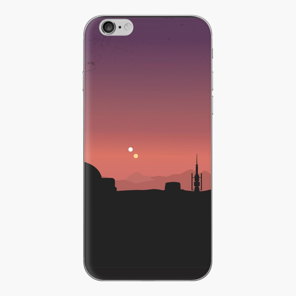 Purple Land iPhone Cases & Covers