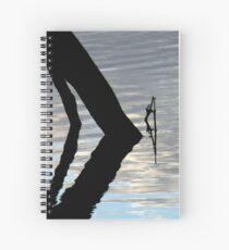 Bend zee Kneez Spiral Notebook