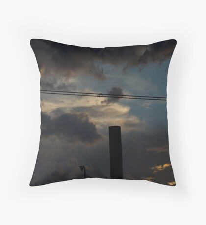 The glass works Spotswood Throw Pillow