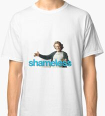 Shameless: Frank Gallagher Classic T-Shirt