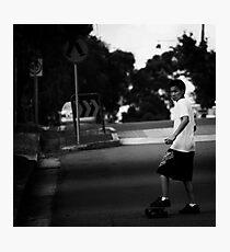 street spirit Photographic Print