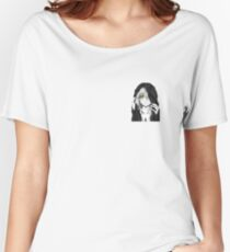 Sad eyes Women's Relaxed Fit T-Shirt