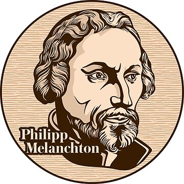 Philip Melanchthon (1497 – 1560) was a German Lutheran reformer by biblebox
