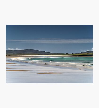 North Uist: Turquoise Waters  Photographic Print