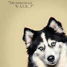 Siberian Husky by GDayAnimalArt