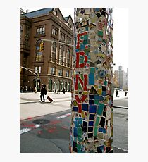 East Village NYC Photographic Print
