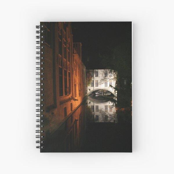 Brugge (Belgium) Spiral Notebook