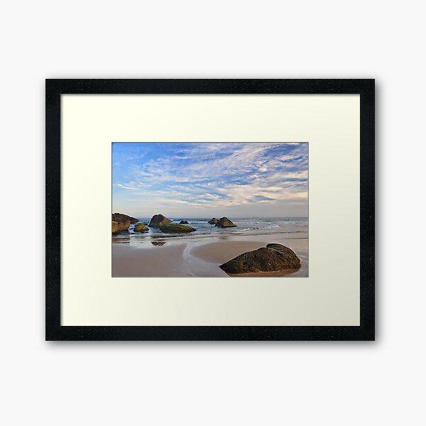 Redhead Beach NSW Australia Framed Art Print