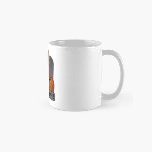 Lord Flashheart 'Woof' Blackadder Design Classic Mug