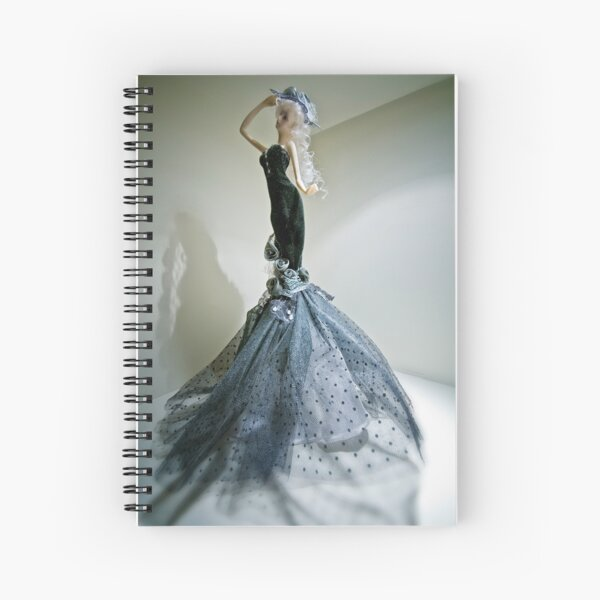 Doll in my House 001 Spiral Notebook