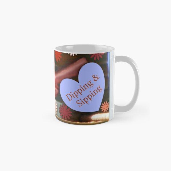 Dipping and Sipping Cardinal Classic Mug