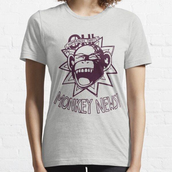 Chimpanzee That! Essential T-Shirt