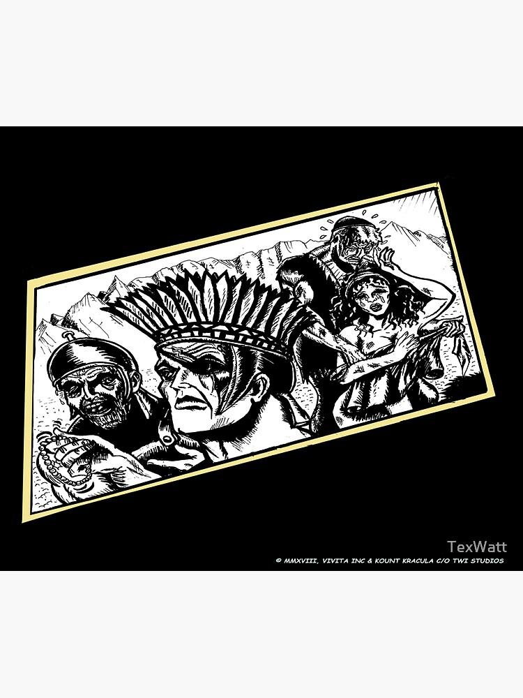 Tex Watt's Epic Bible  Project Movie Storyboard #3 by TexWatt