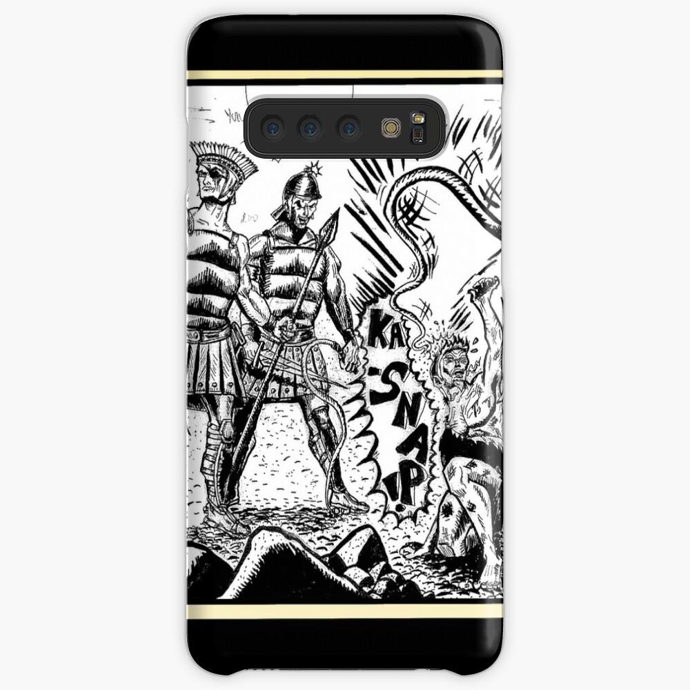 Tex Watt's Epic Bible Project Movie Storyboard #2 Case & Skin for Samsung Galaxy