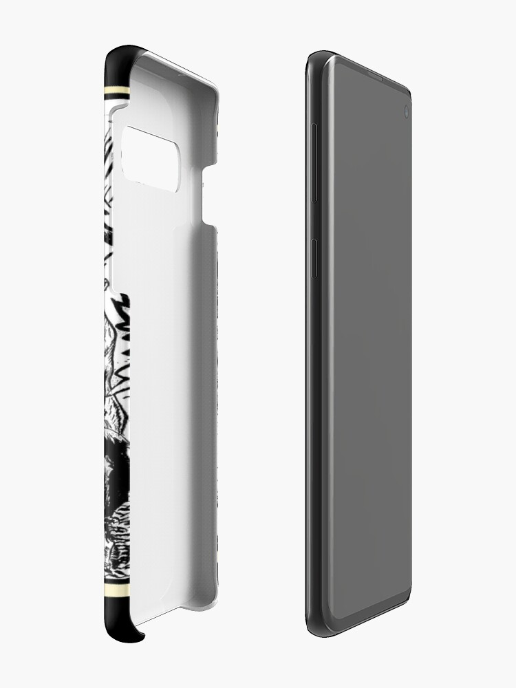 Alternate view of  Tex Watt's Epic Bible Project Movie Storyboard #2 Case & Skin for Samsung Galaxy