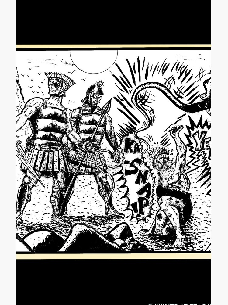 Tex Watt's Epic Bible Project Movie Storyboard #2 by TexWatt