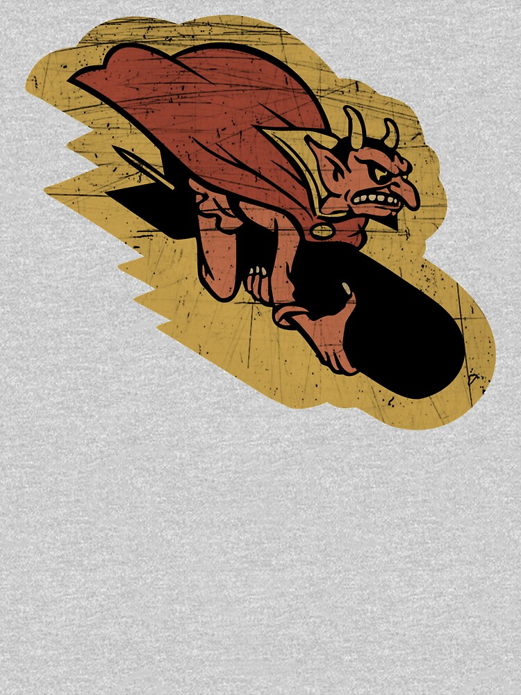 WW2 549th Bomb Squadron Barking Devils Patch Shirt Gear by DynamicDesign