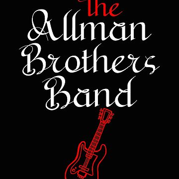 The Allman Brothers Band by Loredan