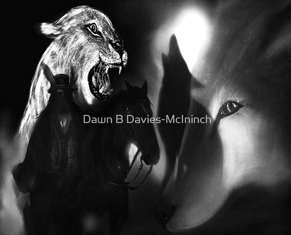 Lost Ancestry by Dawn B Davies-McIninch