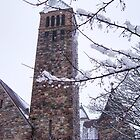 St. Thomas Catholic Church by morningdance