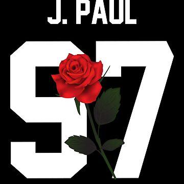 Jake Paul - Rose by amandamedeiros
