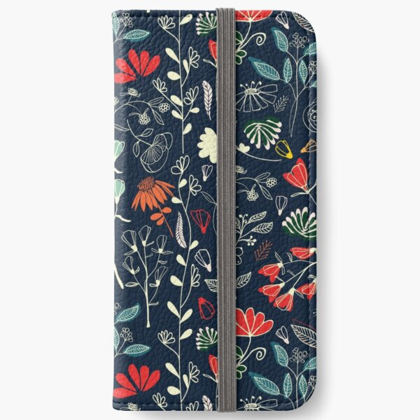 Forest Treasures iPhone Wallet