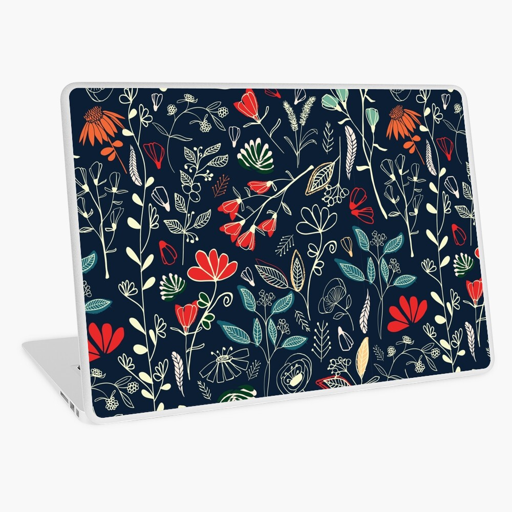 Forest Treasures Laptop Skin