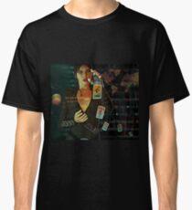 card reader Classic T-Shirt