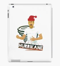 HurriKANE xXx Christmas edition iPad Case/Skin
