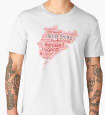 Ring Corners - Nurburgring Inspired Men's Premium T-Shirt