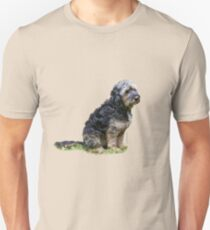 Scrappy the dog Unisex T-Shirt