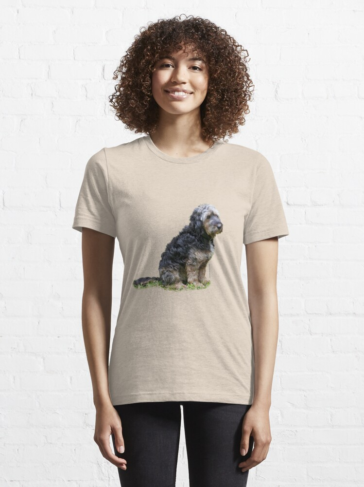 Alternate view of Scrappy the dog Essential T-Shirt