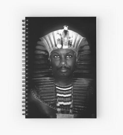 Pharaoh Spiral Notebook