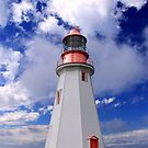 Point Riche Lighthouse by Brian Carey