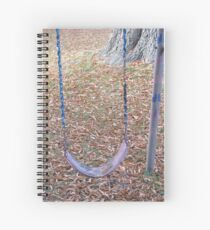 PLAYTIME'S OVER Spiral Notebook