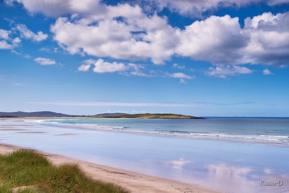 North Uist: Paradise by Kasia-D
