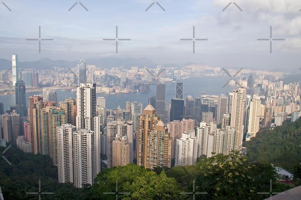 Hong Kong by KLiu