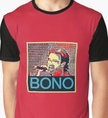 U2 Bobo pop Art Poster Graphic T-Shirt