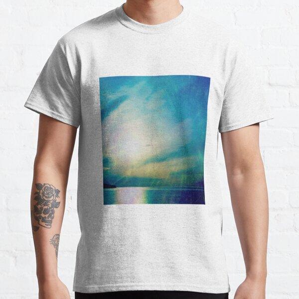 Blue Green Tranquility Classic T-Shirt