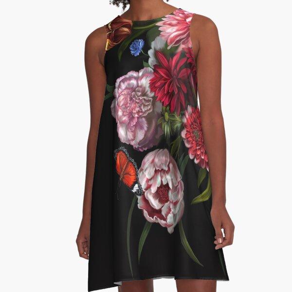 paradise.corrupt_section.B A-Line Dress