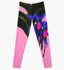 SPIDER FLOWER Leggings