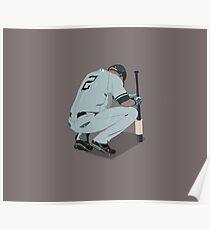 lose baseball Poster
