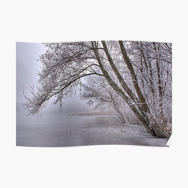 Winter in Renesse..... Poster