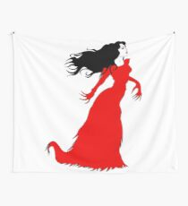 Geisterfrau Wandbehang