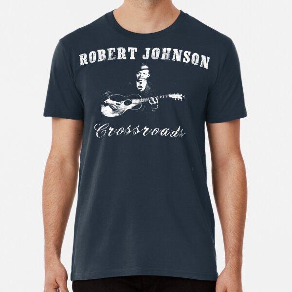Robert Johnson - Kreuzung Premium T-Shirt