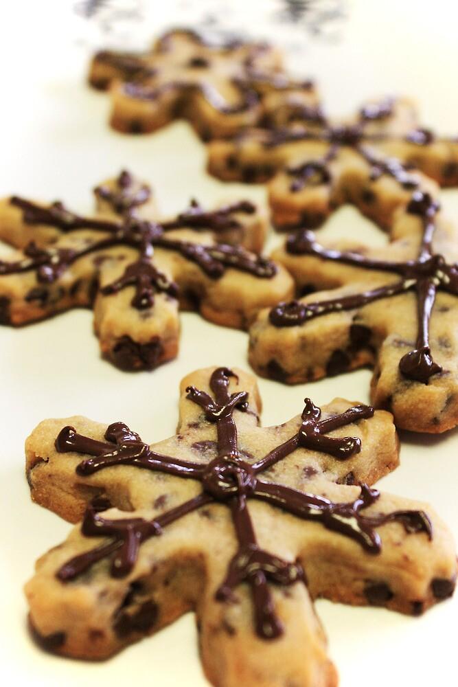 Snowflake cookies '09 by JennD73