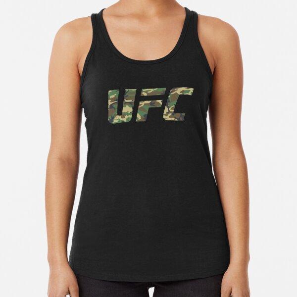 UFC-Tarnfarbe Racerback Tank Top