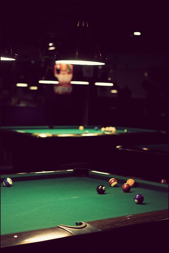 Pool Alley by Malweran