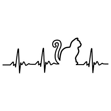 Cat Heartbeat by redscarf