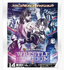 Wrestle Kingdom 2019 Poster